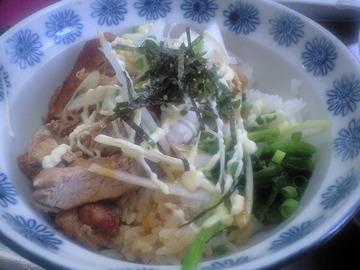 E.Y竹末 チャーシュー丼