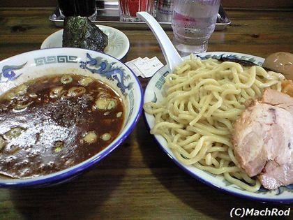 G麺烈伝 地雷屋 つけ麺
